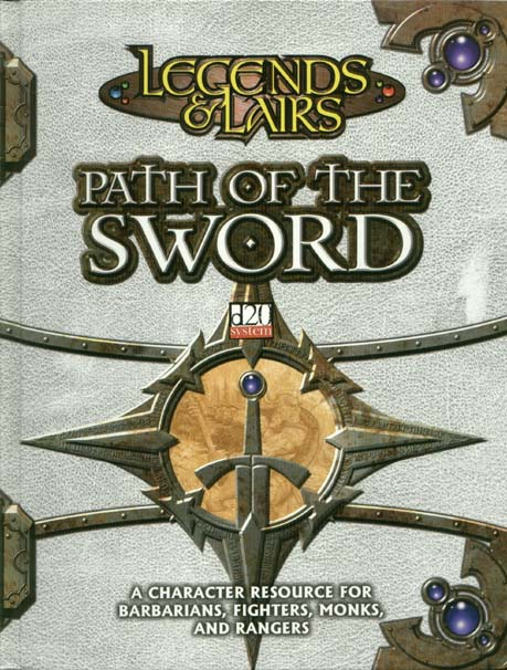 Item code: #dd30 title: path of the sword type: accessory published: 2002 publisher: fantasy flight games format